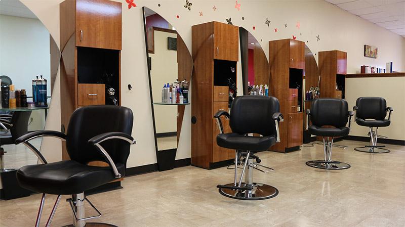 Gallery nicki b 39 s salon for Nick s hair salon